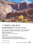 The West Select at Phoenix Art Museum