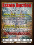 Echo Ranch Auction