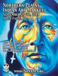 Northern Plain Indian art Market