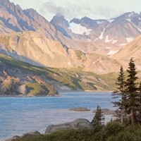 Collector's Focus: Painting Mountains