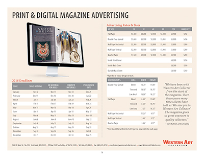 Download the Advertising Rates
