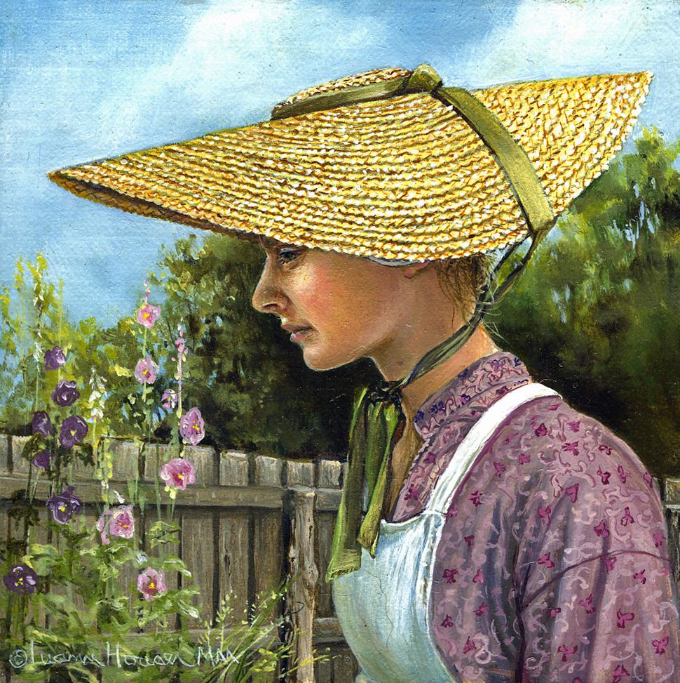The Basket Weaver's Hat