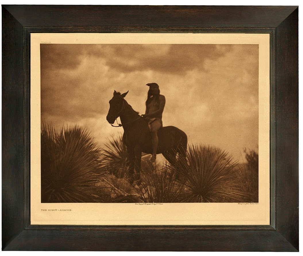 The Scout ~ Apache