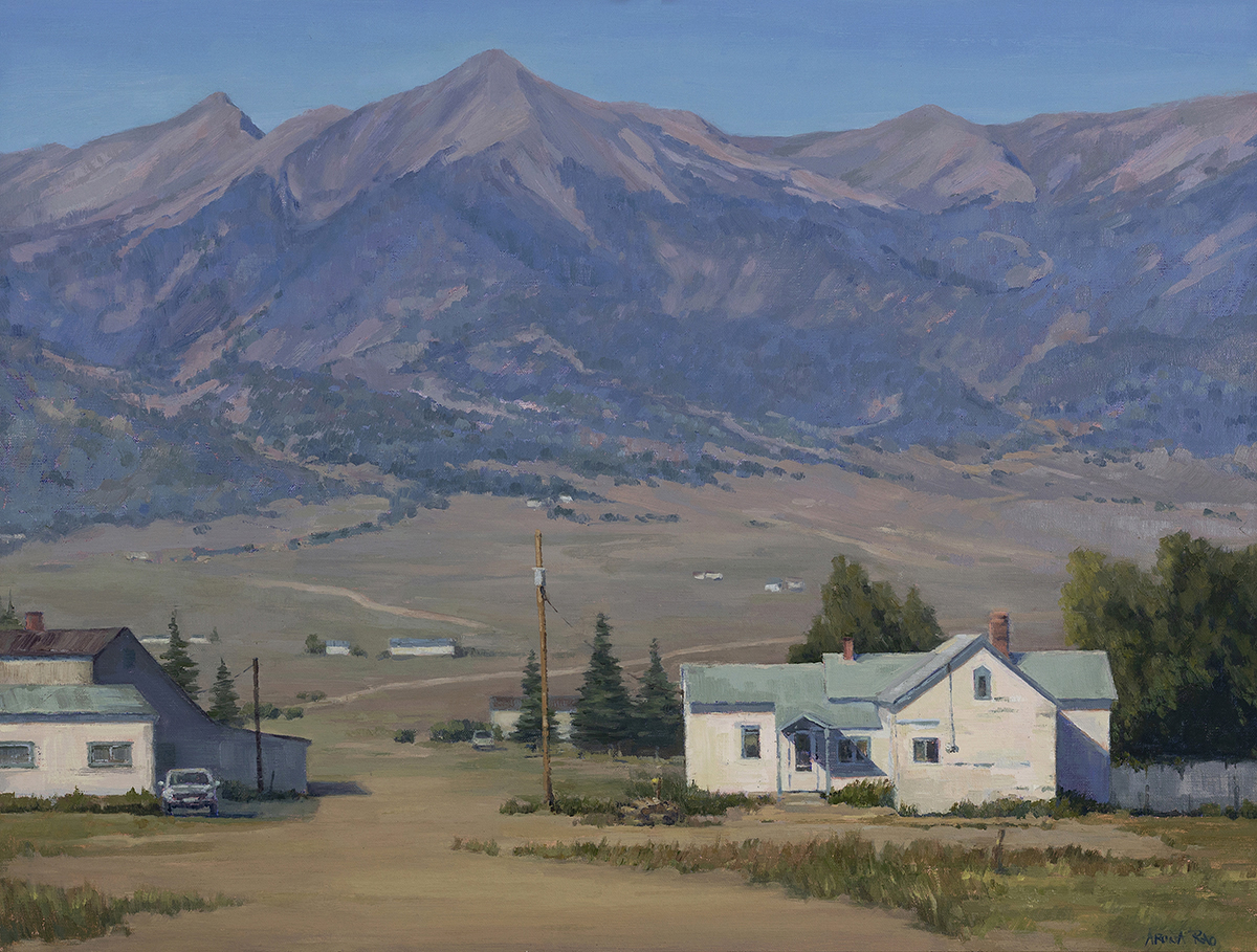 Foothills of Westcliffe