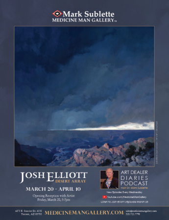 Josh Elliott: Desert Array