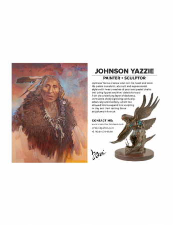 Johnson Yazzie