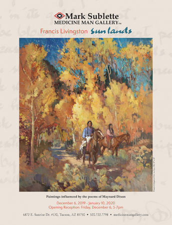 Francis Livingston: Sun Lands