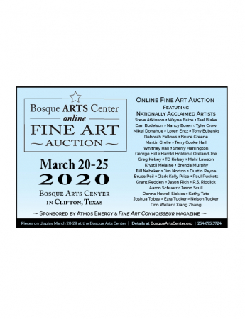 Online Fine Art Auction