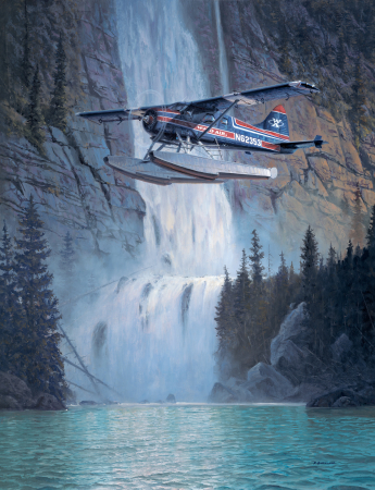 Original oil paintings depicting aviation, wildlife and the landscape for your home, office, cabin or hangar.