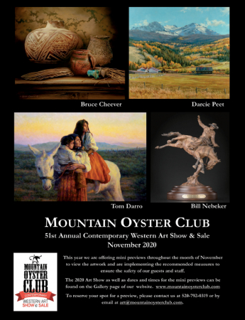 Mountain Oyster Club
