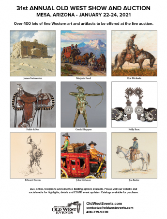 Brian Lebel's Old West Show & Auction
