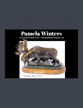 Pamela Winters Sculptures