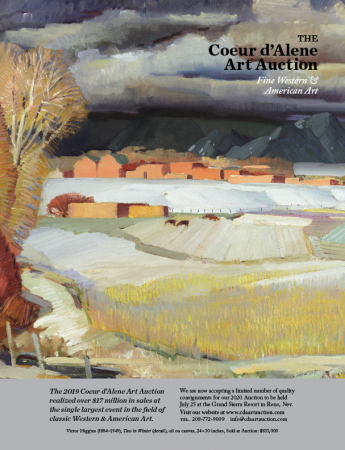 Coeur d'Alene Art Auction