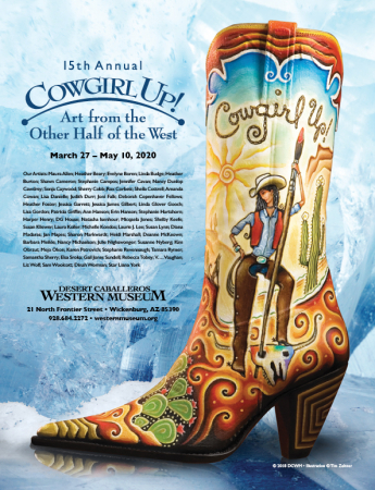 Cowgirl Up! Art from the Other Half of the West