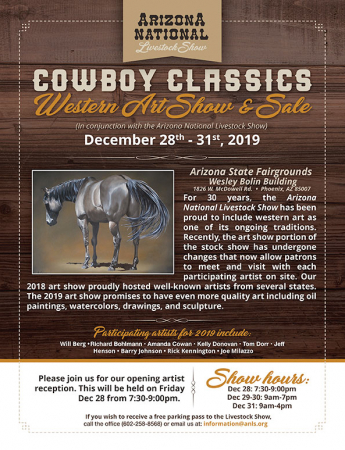 Arizona National Livestock Show  Cowboy Classics