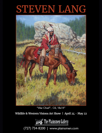 Wildlife & Western Visions Art Show