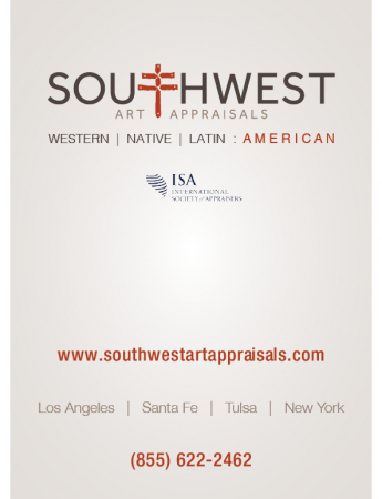 Southwest Art Appraisals