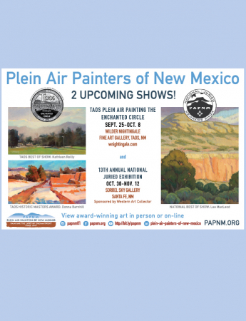Plein Air Painters of New Mexico