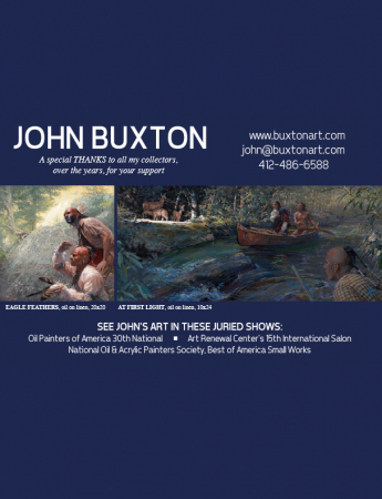 John Buxton @ OPA National Juried Exhibition - Escondido Museum