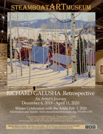 Richard Galusha: An Artist's Journey